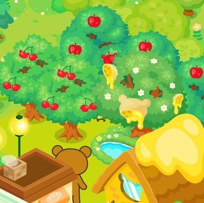 リラックマ農園 果樹園