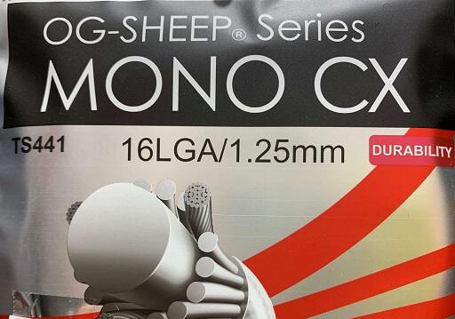 ゴーセン MONO CX