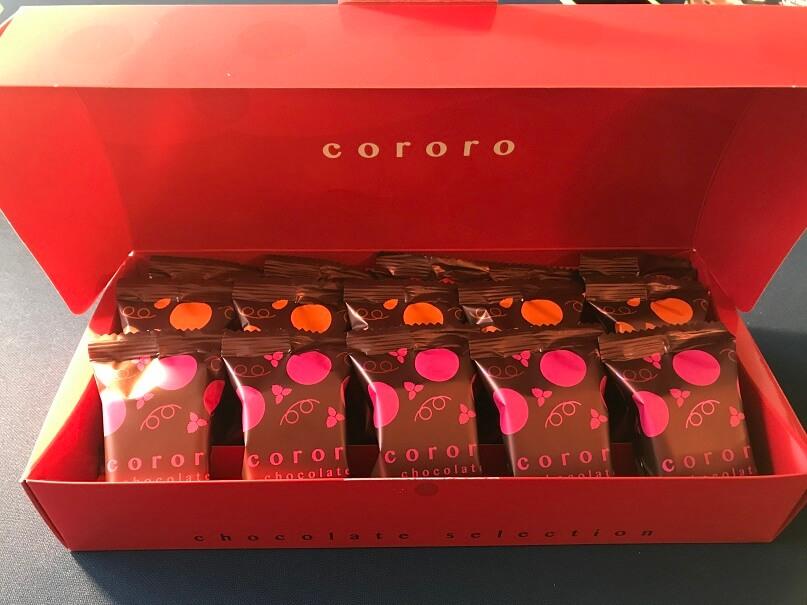 cororo(コロロ)の新食感グミ