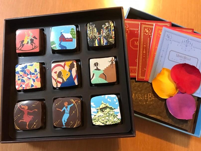 マリベルのチョコレート