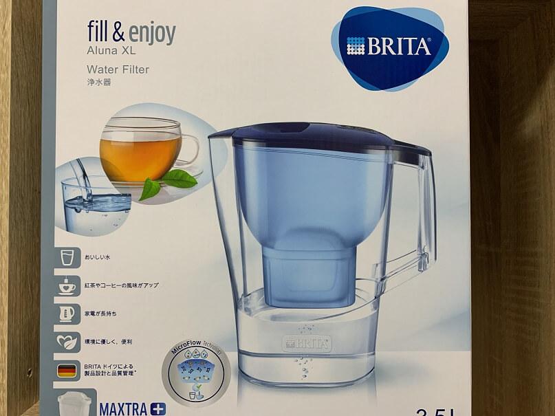 ブリタ浄水器