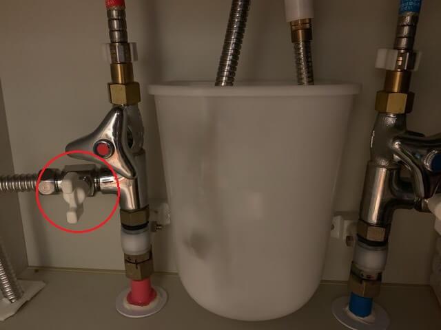 パナソニックの食洗機で水漏れエラーが出た時の対応